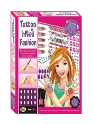 Ekta 0106 Tattoo N Nail Fashion