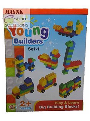 Ekta 0118 Young Builders (Set-1)