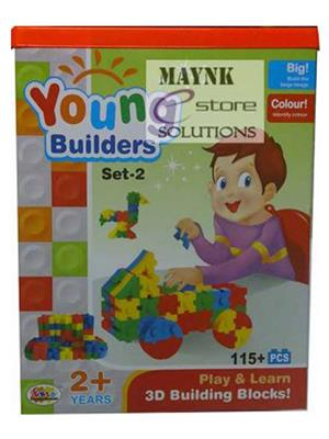 Ekta 0119 Young Builders (Set-2)