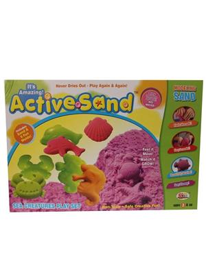 Ekta 0121 Active Sand Deluxe Play Set