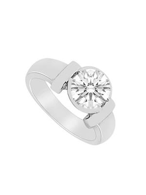 Love Bright Jewelry EL207J920014873AGCZRS White Women Rings