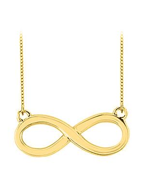 Love Bright Jewelry EL207PD20014789AGVY  Yellow Women Necklaces