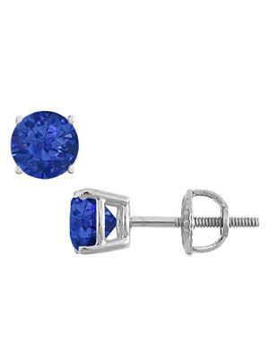 Love Bright Jewelry EL207UE200112340AGS  Blue Women Earrings