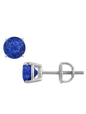 Love Bright Jewelry EL207UE20036598100S  Blue Women Earrings