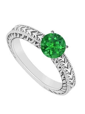 Love Bright Jewelry EL207UJ20037147AAGERS Green Women Rings
