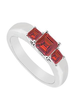 Love Bright Jewelry EL207UJ200374525AGRRS Red Women Rings