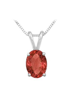 Love Bright Jewelry EL207UP200089767RAG  Red Women Pendants