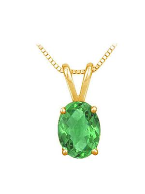 Love Bright Jewelry EL207UP20024058AGVY  Green Women Pendants