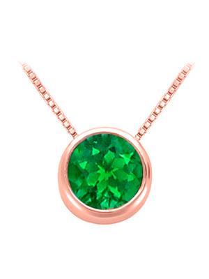 Love Bright Jewelry EL207UP20024157600E  Green Women Pendants