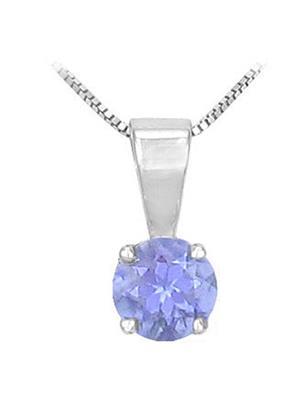 Love Bright Jewelry EL207UP20037036TZAG  Blue Women Pendants
