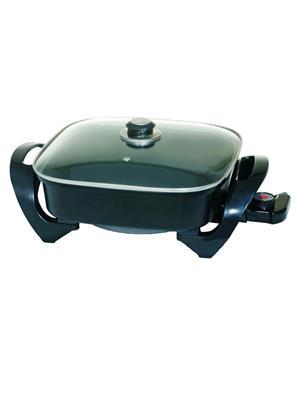 Clearline Black Electric Pan