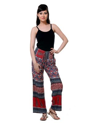 Envy Me Em15-012 Multicolored Women Palazzo Pant