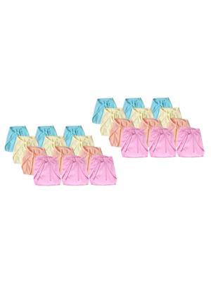 Eshas ES24HNCDNB Multicoloured  Boys & Girls Cloth Diaper Pack Of 24