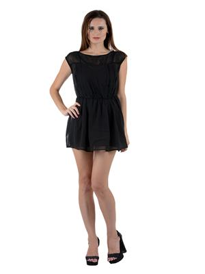 Esmartdeals Esd11044 Black Women Dress