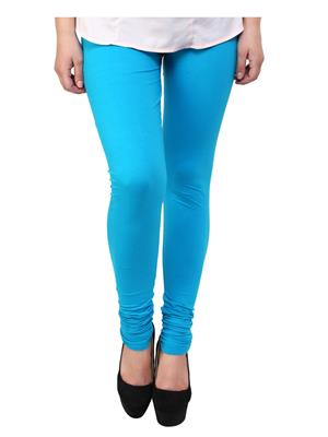 Esmart Deals Esd13104 Sky Blue Women Leggings