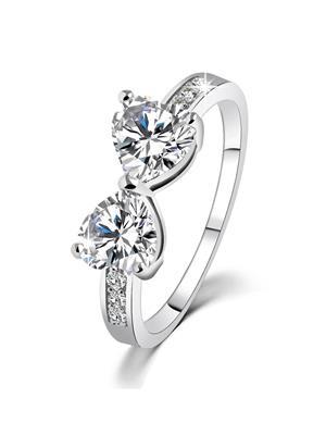 Esmartdeals Esd2780 Silver Women Ring