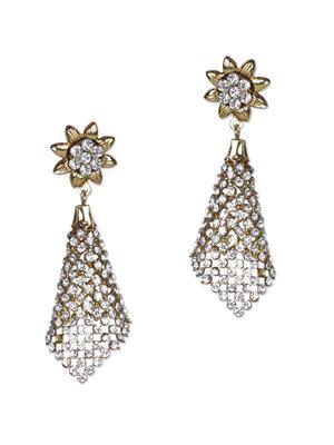 Esmartdeals Esd2844 Gold Plated Women Earring