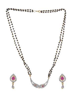 Esmartdeals Esd3009 Diamond Women Mangalsutra