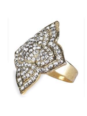 Esmartdeals Esd3112 Gold Plated Women Ring