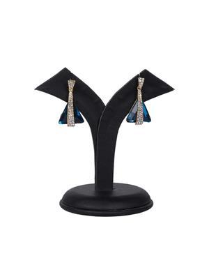 Esmartdeals Esd3802 Blue Women Earring