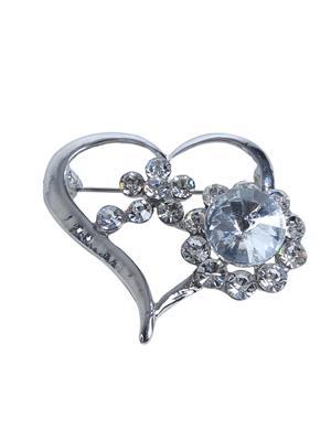 Esmartdeals Esd3985 Crystal Women Brooch