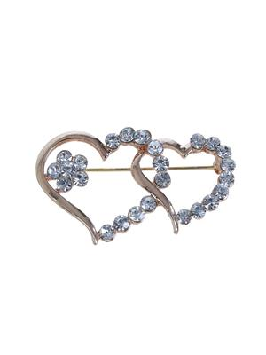 Esmartdeals Esd3987 Gold Plated Women Brooch