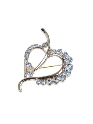 Esmartdeals Esd3990 Gold Plated Women Brooch