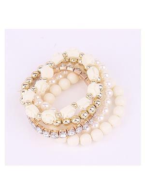 Esmartdeals Esd3991 Yellow Women Bracelet