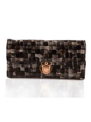 Arisha Ezz26 Black Women Clutch