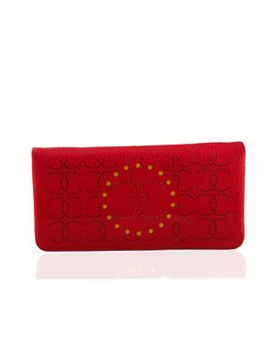 Arisha Ezz51 Red Women Clutch