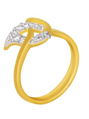 Yash Enterprises 02 Yellow Women Rings