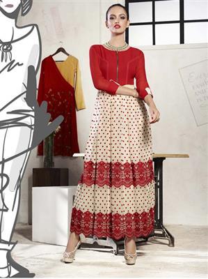Eternal Rd-K-146 Red Women Dress