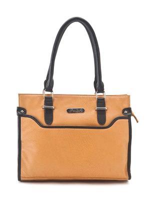 FALAH F01  Brown Women Shoulder Bag