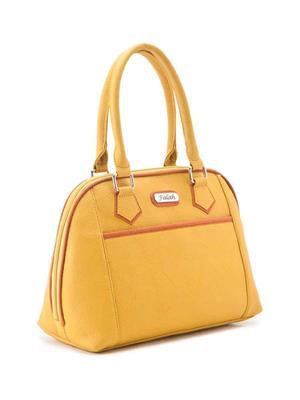 FALAH F183-Y  Yellow Women Shoulder Bag