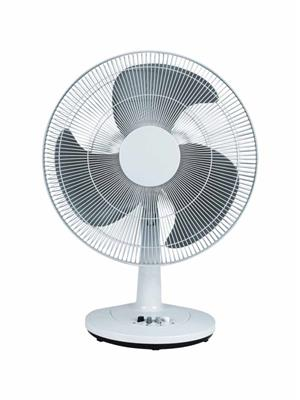 A S POWER F1 White 3 Speed Indoor Table Fan