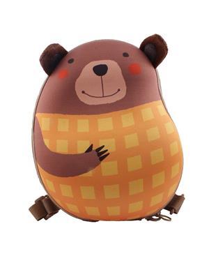 Farlin Fb 50001 Unisex-Baby Bear Kids Backpack