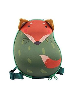 Farlin Fb 50003 Unisex-Baby Fox  Kids Backpack