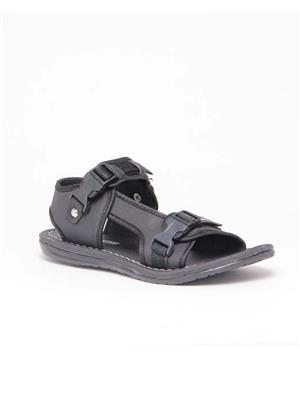 Foot Clone FC-046 Black Men Sandals