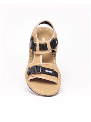 Foot Clone FC-046 Beige Men Floater Sandals