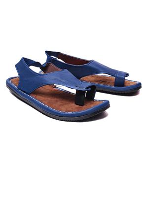 Foot Clone FC-080 Navy Men Slippers
