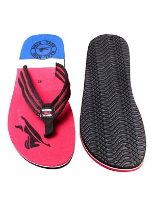 Foot Clone FC-109 Red Men Flip Flops
