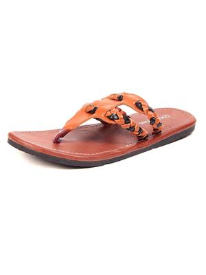 Foot Clone FC-124 Maroon Men Slippers
