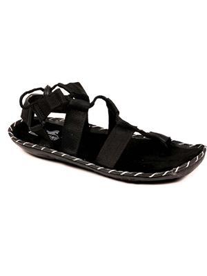 Foot Clone FC-127 Black Men Sandals