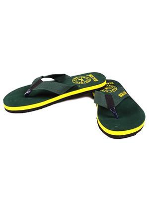 Foot Clone FC-128 Green Men Flip Flops