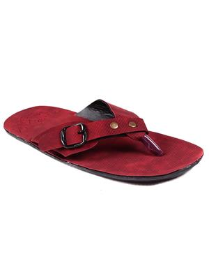 Foot Clone FC-129 Red Men Slippers