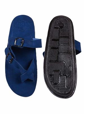 Foot Clone FC-130 Blue Men Slippers