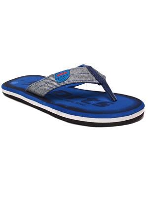 Foot Clone FC-170-Blue Men Flip-flops