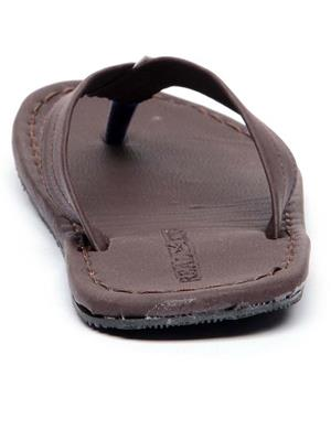 Foot Clone FC031 Brown Men Slippers