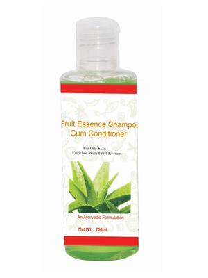 Hawaiian-Herbal Fescc72 Fruit Essence Shampoo Cum Conditioner