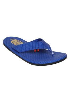Metmo Ff201602 Blue Men Slippers